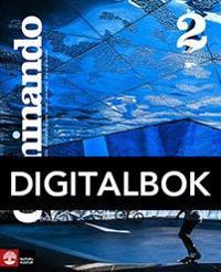 Caminando 2 Lärobok Interaktiv, fjärde upplagan