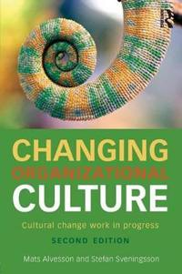 Changing Organizational Culture