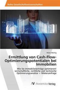 Ermittlung Von Cash-Flow-Optimierungspotentialen Bei Immobilien