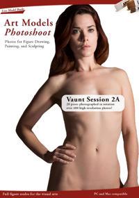 Art Models Photoshoot Vaunt 2A Session