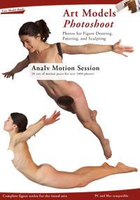 Art Models Photoshoot