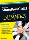 Microsoft SharePoint 2013 Fur Dummies