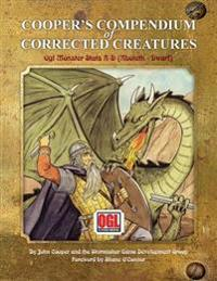 Cooper's Compendium of Corrected Creatures: Ogl Monster STATS a - D (Aboleth - Dwarf)