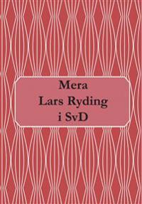 Mera Lars Ryding i SvD