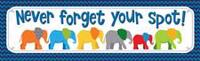 Parade of Elephants Bookmarks