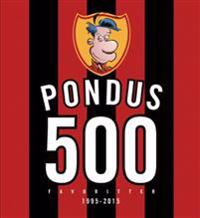 500 favoritter