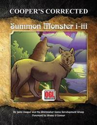 Cooper's Corrected Summon Monster I-III