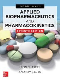 Applied Biopharmaceutics & Pharmacokinetics