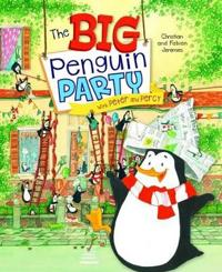 The Big Penguin Party with Peter and Percy
