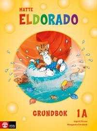 Eldorado matte 1A Grundbok, andra upplagan