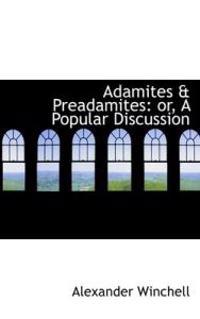 Adamites & Preadamites