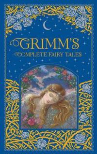Grimm's Complete Fairy Tales (BarnesNoble Omnibus Leatherbound Classics)