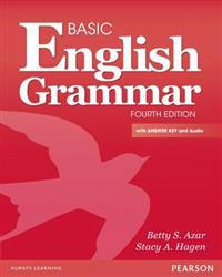 Basic English Grammar 2pk: Student Book with Audio CD (with Answer Key) and Workbook