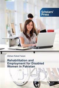 Rehabilitation and Employment for Disabled Women in Pakistan