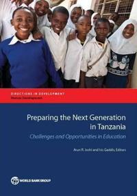 Preparing the next generation in Tanzania