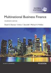 Multinational Business Finance OLP with eText