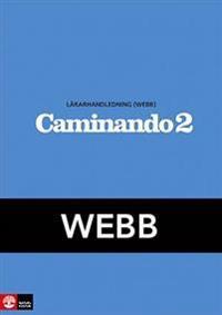Caminando 2 Lärarhandledning inkl. ljud, Webb