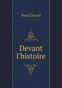 Devant L'Histoire