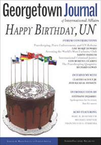 Georgetown Journal of International Affairs