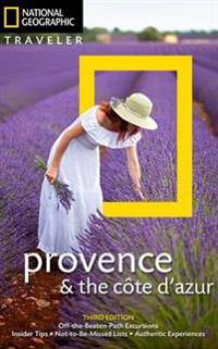 National Geographic Traveler Provence & the Cote D'azur