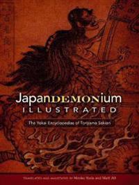 Sekien toriyamas japandemonium illustrated