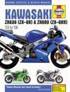 Haynes Kawasaki ZX-6R & ZX-6RR Service and Repair Manual