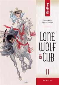 Lone Wolf & Cub Omnibus 11