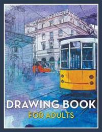 Drawing Book for Adults