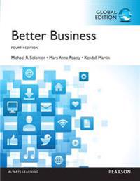 Better Business with MyBizLab, Global Edition
