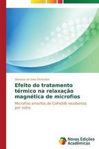 Efeito Do Tratamento Termico Na Relaxacao Magnetica de Microfios