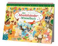 Mein Adventskalender-Wimmelbuch, zum Aufstellen