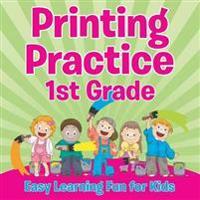 Printing Practice 1st Grade
