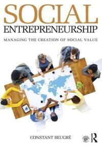 Social Entrepreneurship - Constant D. Beugre - böcker (9780415817370)     Bokhandel