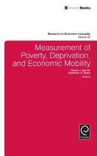 Measurement of Poverty, Deprivation, and Economic Mobility