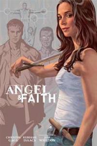 Angel and Faith: Season Nine, Volume 3