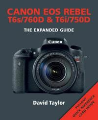 Canon EOS Rebel T6s/760d & T6i/750d