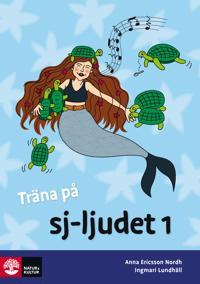 Träna på svenska Sj-ljudet 1 (5-pack)