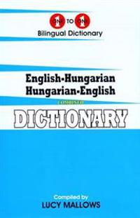 English-HungarianHungarian-English One-to-One Dictionary