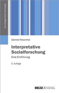 Interpretative Sozialforschung