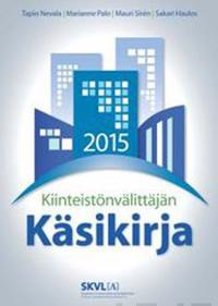 Kiinteistönvälittäjän käsikirja 2015