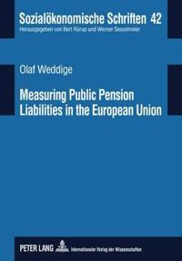 Measuring Public Pension Liabilities in the European Union