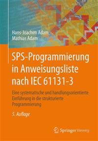 Sps-Programmierung in Anweisungsliste Nach Iec 61131-3