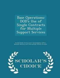 Base Operations
