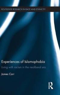 Experiences of Islamophobia