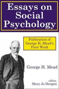 Essays on Social Psychology