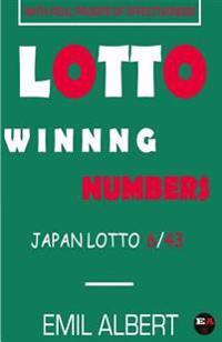 Lotto Winning Numbers Japan Lotto 6/43