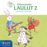 Pikkumetsän laulut 2 (cd)