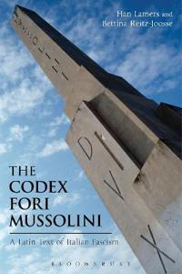 The Codex Fori Mussolini