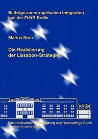 Die Realisierung der Lissabon-Strategie