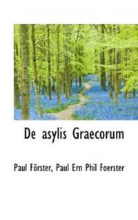 de Asylis Graecorum